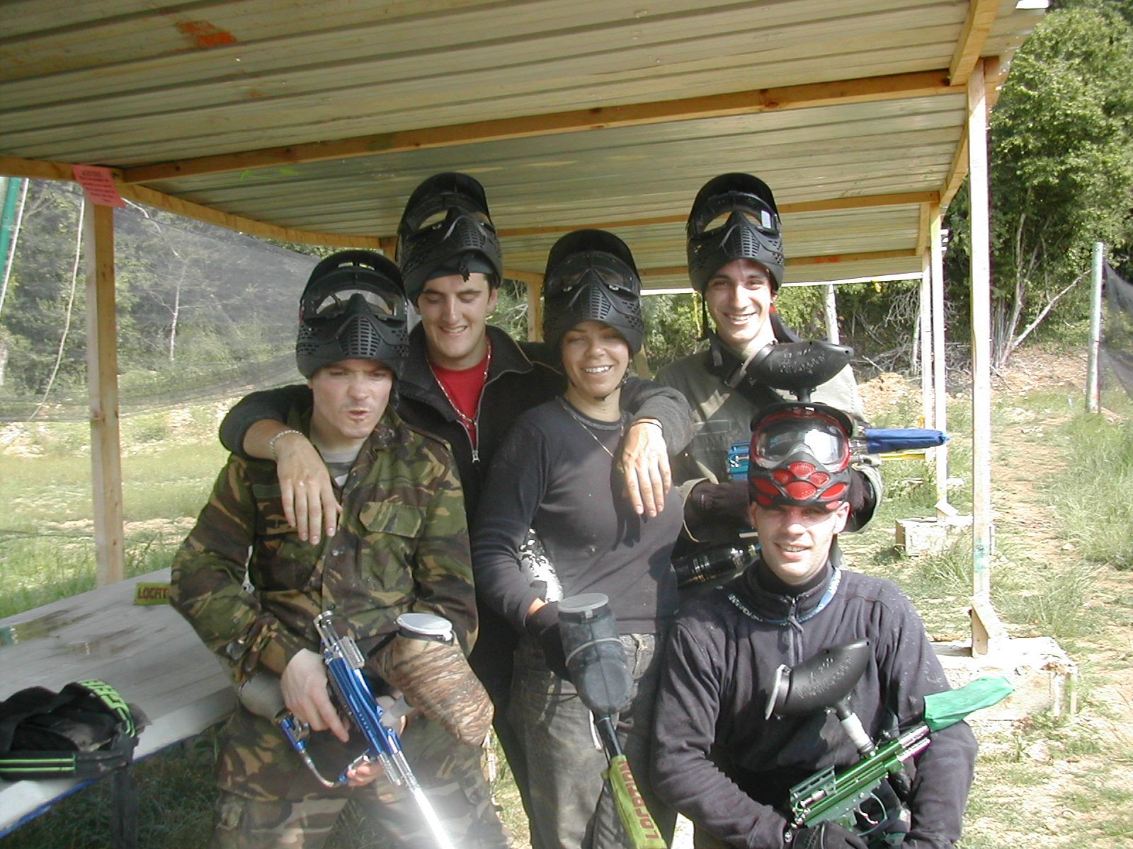 Paintball othis